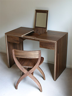 Dressing Table with Chair